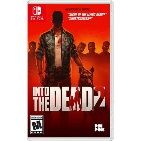 Into the Dead 2, Gearbox, Nintendo Switch,