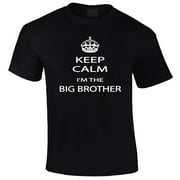 939c0974 Keep Calm I'm the Big Brother Adult & Youth T-Shirt