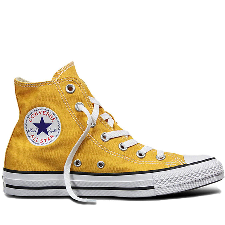 Converse Chuck Taylor All Star High Top Shoe Solar Orange 7 by Converse