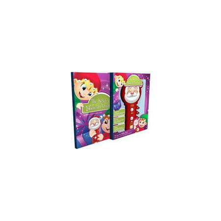 The Key to a Magical Christmas Story Book & Key for Recording Santa Wish List (Santas Magic Key)
