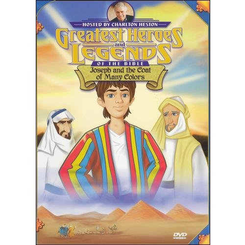 Greatest Heroes And Legends Of The Bible: Joseph And The Coat Of Many Colors (Full Frame)