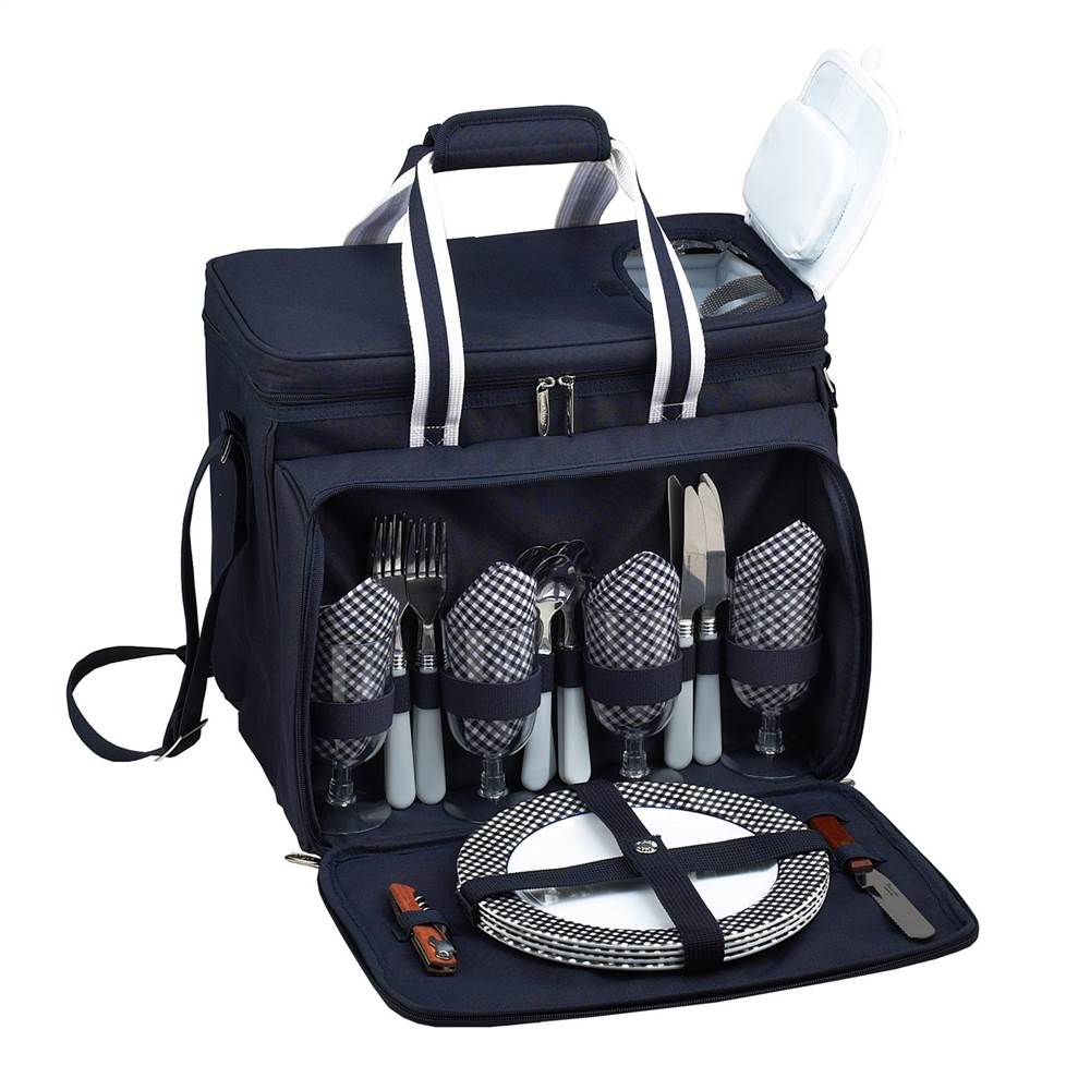 Bold Picnic Cooler for 4