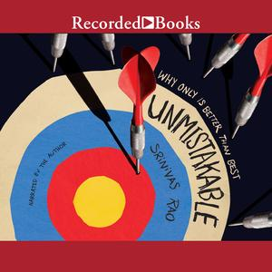 Unmistakable - Audiobook