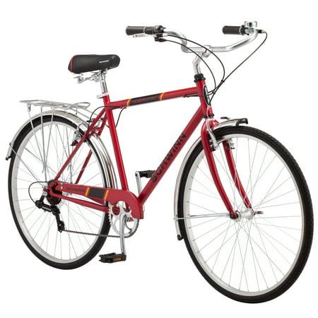 Schwinn Admiral Hybrid Bicycle, 700c wheels, mens frame, Matte