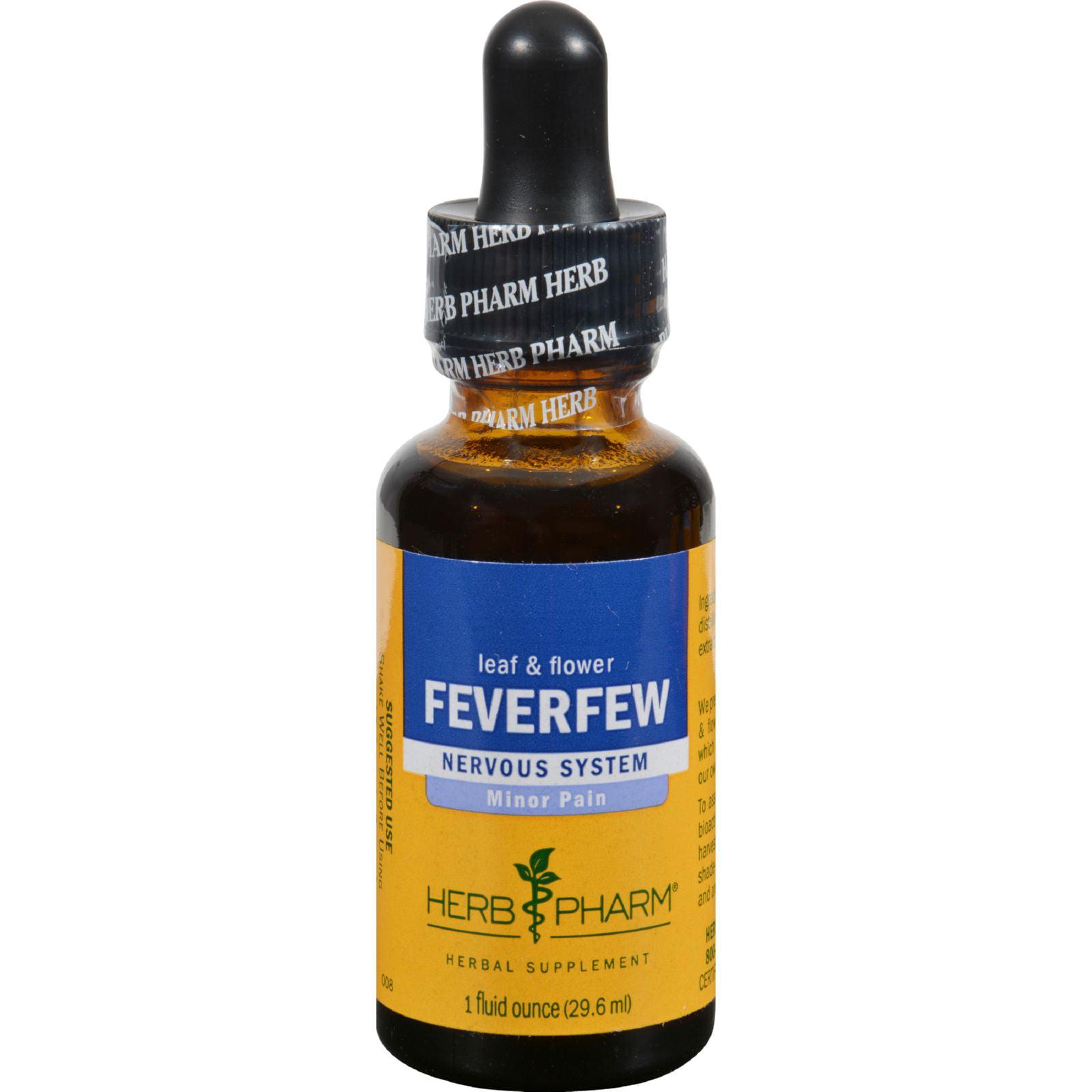 Herb Pharm Feverfew Liquid Herbal Extract - 1 fl oz