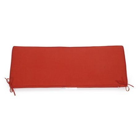 Coral Coast Classic 45 x 18 in. Outdoor Cushion for Benches and Porch Swings ()