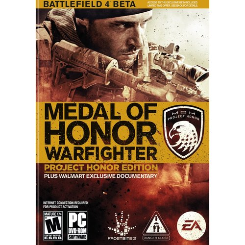 Medal Of Honor Warfighter: Project Honor Edition