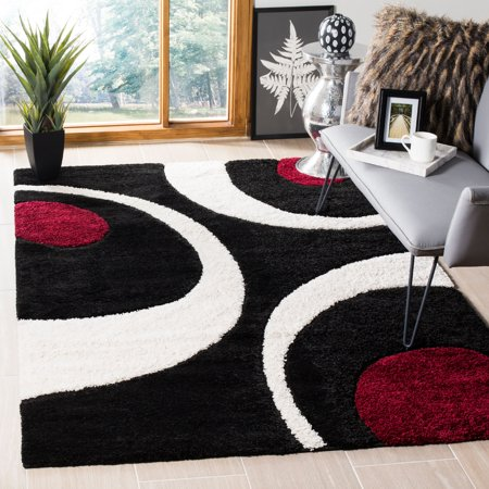 Florida College Rug - Safavieh Florida Mirabelle Contemporary Shag Area Rug or Runner