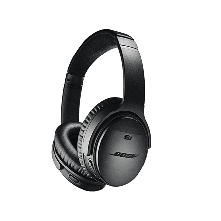 Bose QuietComfort 35 Wireless Headphones II with Google Assistant - Black ()