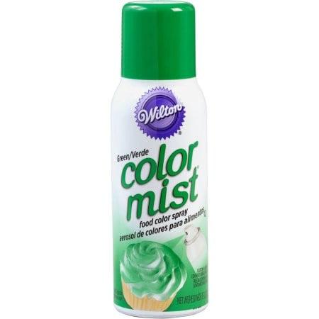 Wilton Green Color Mist Food Color Spray, 1.5 oz.