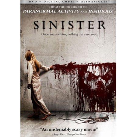 Smiley Face Movie Horror (Sinister (DVD))