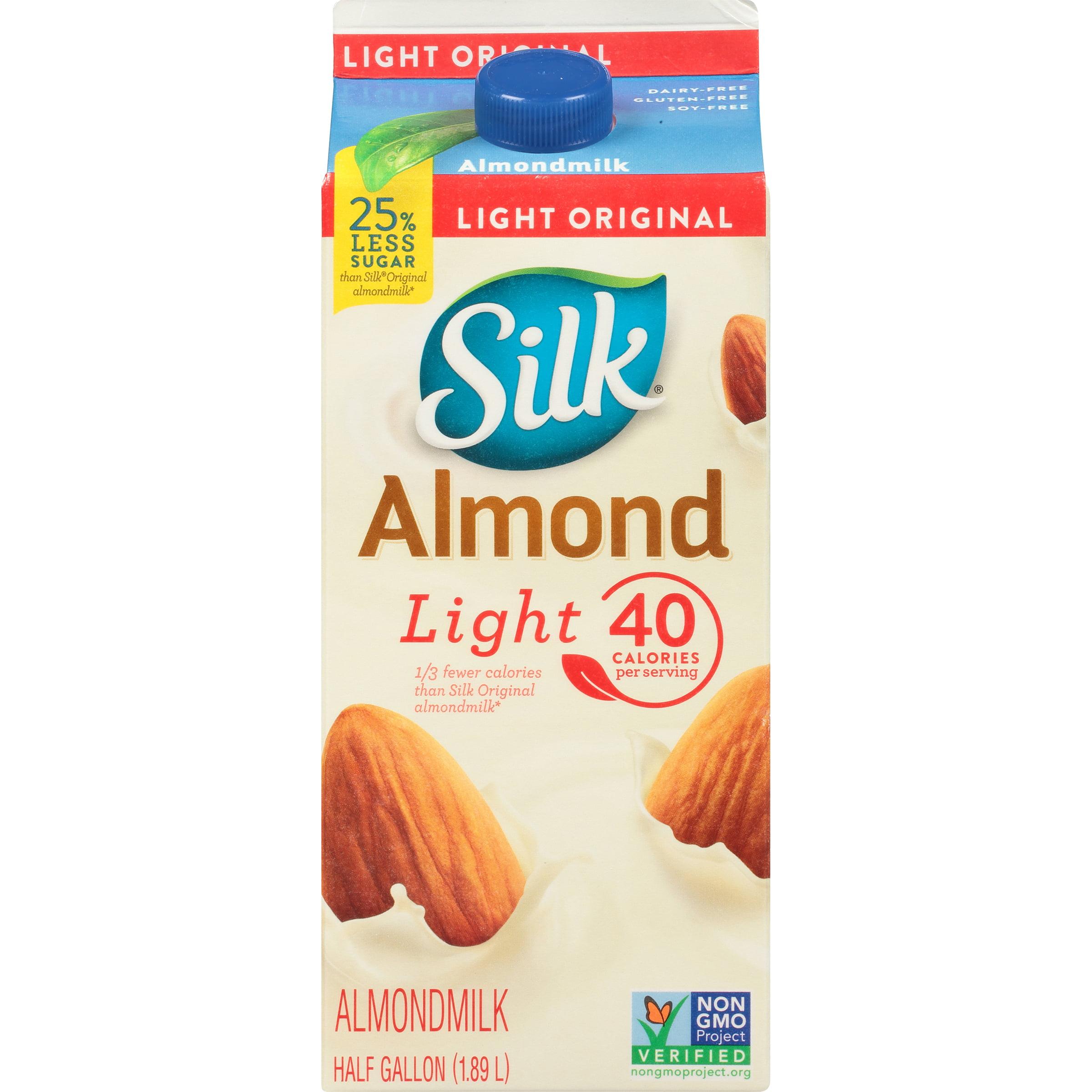 Original Light Almondmilk, Half Gallon