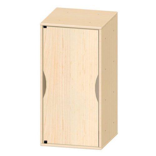 RooMeez Double High Pod with Solid Door