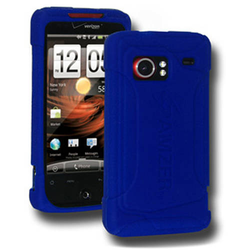 Amzer Silicone Skin Jelly Case for HTC Droid Incredible PB31200