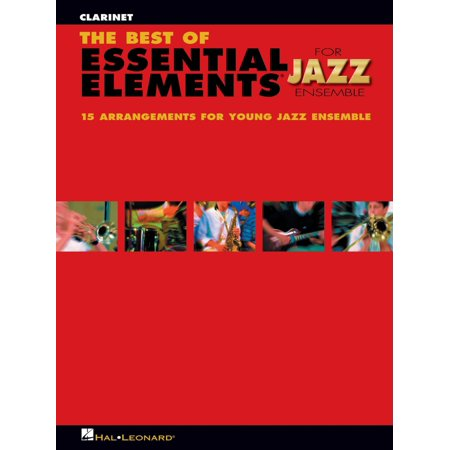 Hal Leonard The Best of Essential Elements for Jazz Ensemble Jazz Band Level 1-2 Composed by Michael