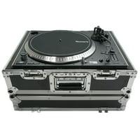 Harmony HC1200BMKII Foam Lined DJ Turntable Case fits Technics 1200