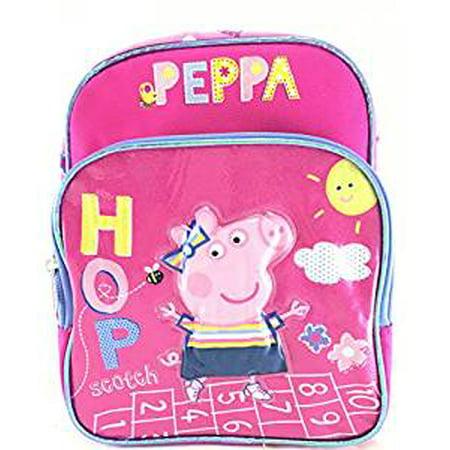 Mini Backpack   Peppa Pig   Pig Shine 10  School Bag New 148250