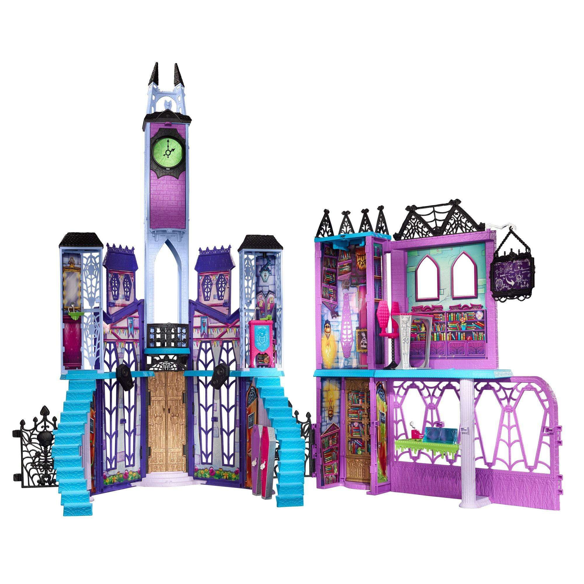 Monster High Iconic School Playset by Mattel