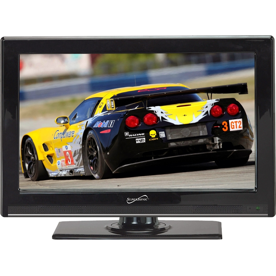 "Supersonic SC-2211 22"" 1080p 5ms LED HDTV"