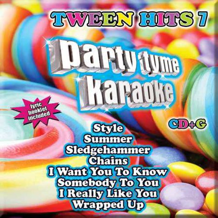 Party Tyme Karaoke  Tween Hits 7