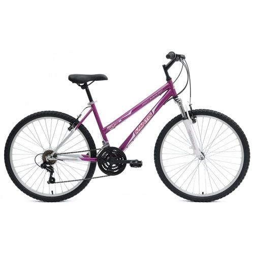 "26"" Mantis I Women's Highlight MTB Hardtail Bicycle, Purple"
