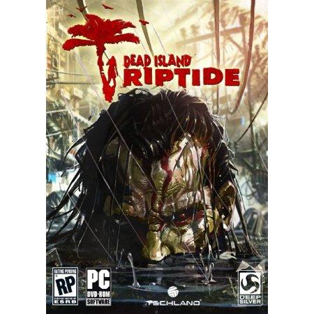Dead Island: Riptide, Square Enix, PC Software, (Dead Island Best Developers Craft)
