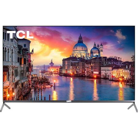 """""""TCL 55"""""""" Class 4K UHD QLED Roku Smart TV HDR 6 Series 55R625"""""""