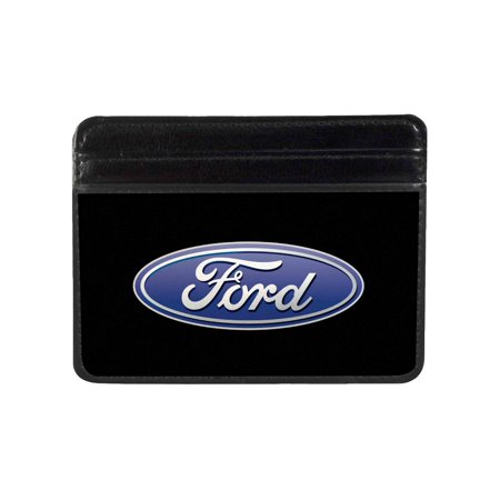 Weekend Wallet - Ford Automobile Company Classic Blue Logo Weekend Wallet