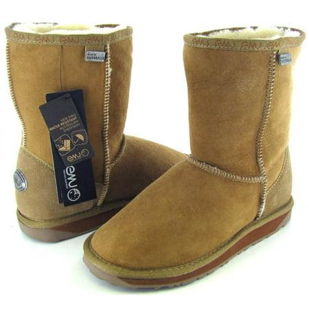 EMU Australia Platinum Stinger Lo Womens Boots (Emu Bronte High Boots)