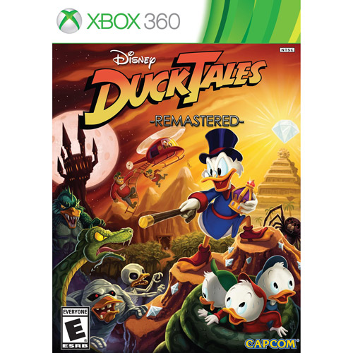 Ducktales: Remastered (Xbox 360)