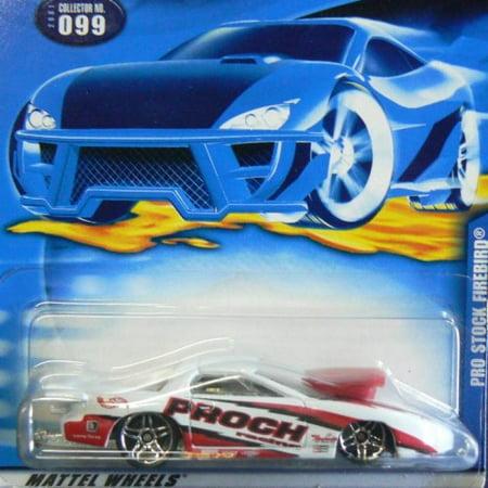 #2001- 99 Pro Stock Firebird Collectible Collector Car Mattel Hot Wheels