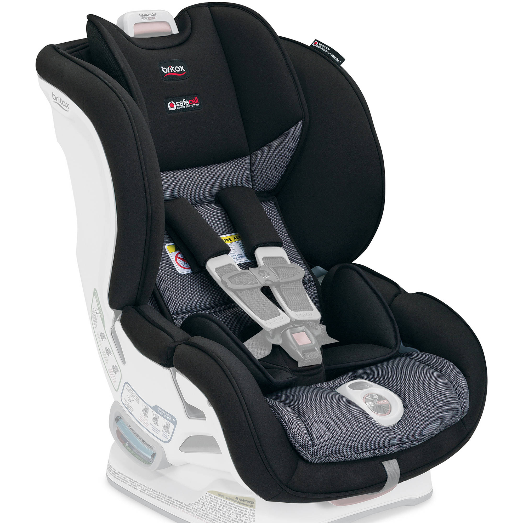 Britax Car Seat Cover Set, Marathon ClickTight Convertible, Verve