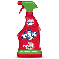 Resolve Upholstery Cleaner & Stain Remover, 22oz, Multi-Fabric Cleaner