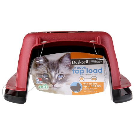 - Doskocil 2 Door Top Load Pet Kennel