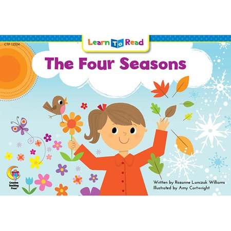 The Four Seasons Learn To Read - image 1 de 1
