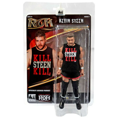 Ring of Honor Kevin Steen (Kevin Owens) Action Figure