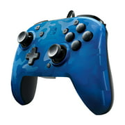 Best PDP Charge Controllers - PDP Nintendo Switch Blue Camo Faceoff Wired Pro Review