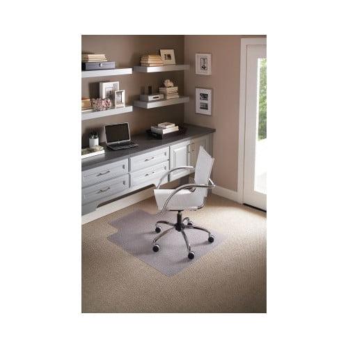 ES Robbins Corporation Anchormat Low Pile Carpet Beveled Edge Chair Mat