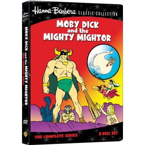 Moby Dick & The Mighty Mightor: The Complete Series (Full Frame)