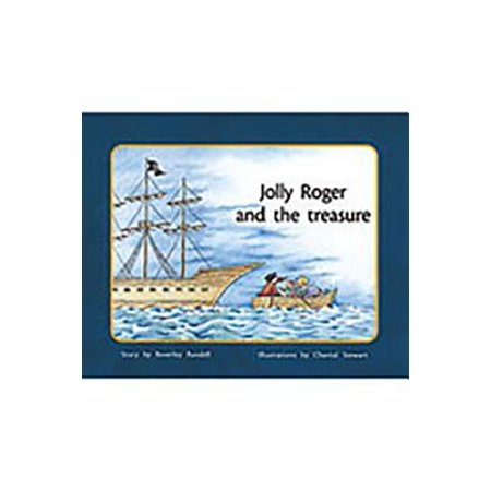 Rigby PM Plus : Individual Student Edition Yellow (Levels 6-8) Jolly Roger and the Treasure (Student Treasures)