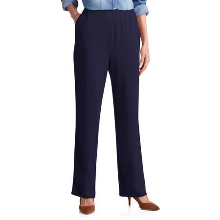 a1ed38f838589 White Stag - Women s Knit Pull-On Pant available in Regular and Petite -  Walmart.com