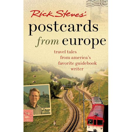Rick Steves' Postcards from Europe - eBook