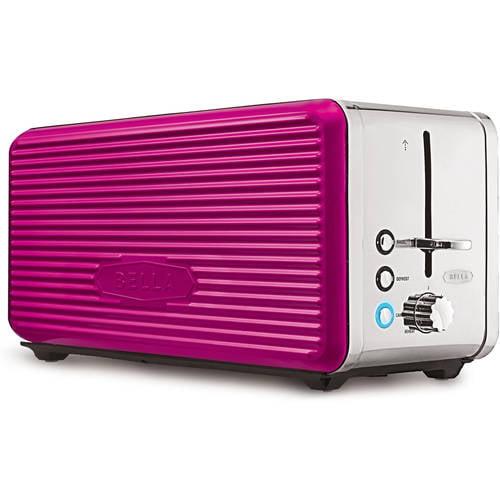 Bella Linea 4-Slice Toaster, Walmart Exclusive by Sensio