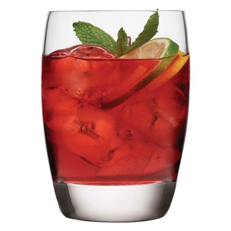 Luigi Bormioli Michelangelo 9 oz. Juice/Rocks Glass - Set of - 3 Bormioli Fido Glass