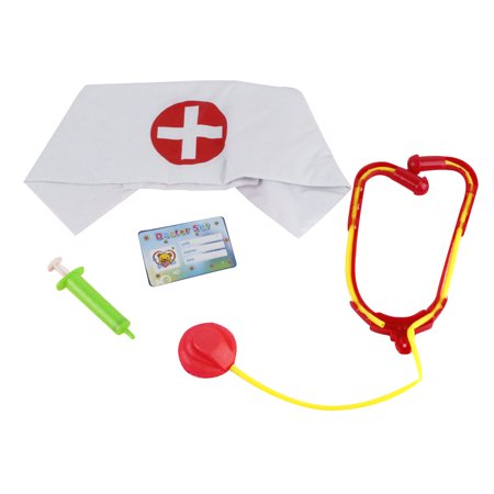 Halloween Nurse Set Role Play Costume Props Trick Prop