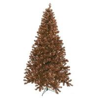 "6' x 44"" Mocha Tree Dural LED 350 Warm White Lights"
