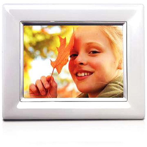 Refurbished Philips 8ff2fpw37 8 Digital Picture Frame White