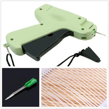 - Clothes Regular Garment Price Label Tagging Tag Gun + 5 Needle steelneedle + 1000 Barbs Pins Kit