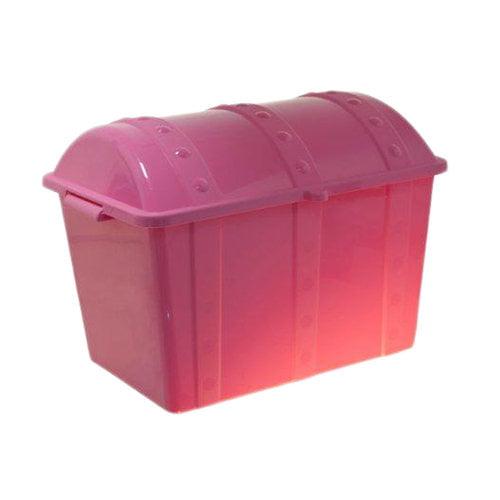 Mainstays 10-1/2 Gallon Storage Chest, Pink
