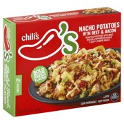 Chili's Nacho Potatoes with Beef & Bacon 10 oz. box